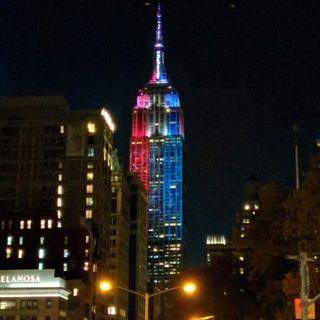 Noche Electoral en Nueva York