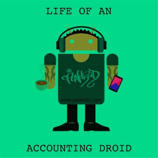 Life of an Accounting Droid Episode 50 Mission Statement
