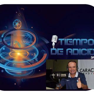"""Tiempo de adición Episodio #14. La voz de oro de Colombia. Gustavo """"El Tato"""" Sanint"""