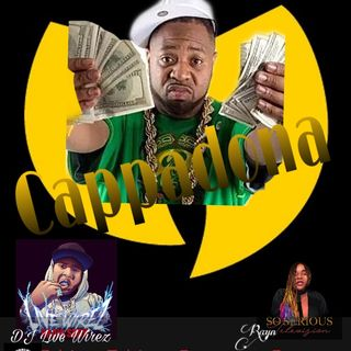Cappdonna Live on Wu Wednesday
