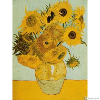 I girasoli Van Gogh