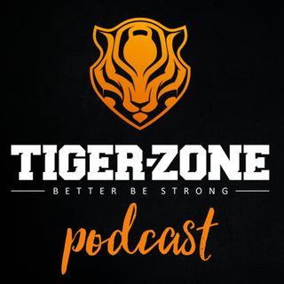 Tiger-Zone Podcast Odc. 03 - Siła w sportach walki  - wywiad z Pauliną Frankowską i Łukaszem Wichowskim
