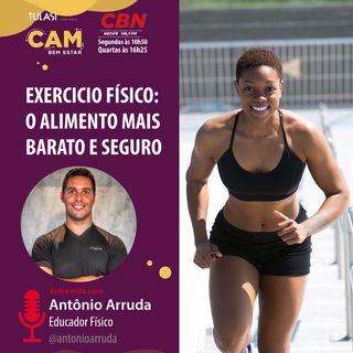 O papel do exercício físico na prevenção de doenças (entrevista com Antônio)