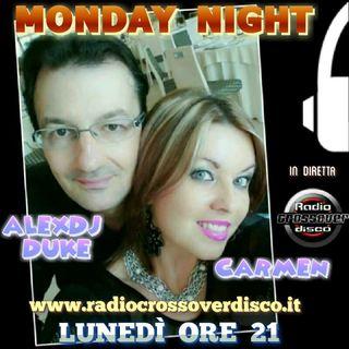 MONDAY NIGHT - ALEX DJ DUKE