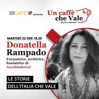 Donatella Rampado: Le storie dell'Italia che vale