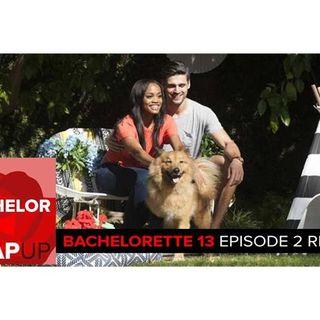 Bachelorette Season 13 Episode 2: Husband Material Relay, Basketball, and a Dog