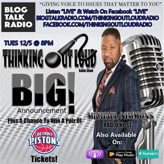 """""""BIG"""" Announcement, Plus A Chance to Win a FREE Pair of Detroit Pistons Tickets"""