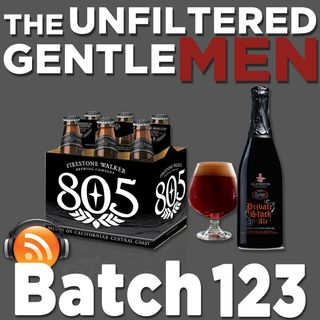 Batch123: Firestone Walker 805 & Alesmith Brewing's Private Stock Ale 2016