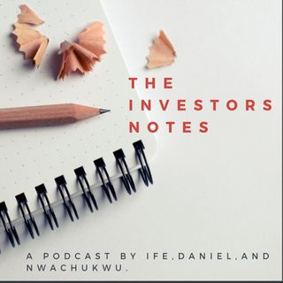 The Investors Note EP2 ( POS Charges and Ponzi scheme)