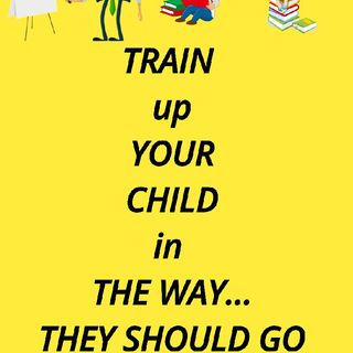 Train Up Your Children In The Way They Should Go | 5th Commandment