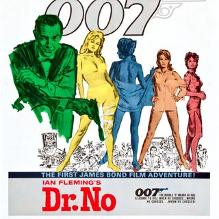James Bond: Licence to Podcast - Dr No