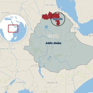 AFRICA. L'esercito federale scappa dal Tigray, il Fronte di Liberazione si riprende la capitale