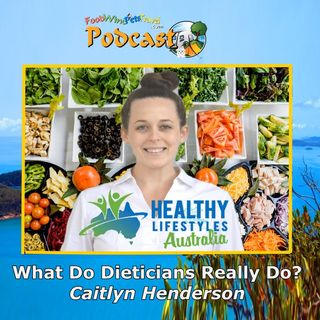 So What Do Dieticians REALLY do? - Caitlyn Henderson