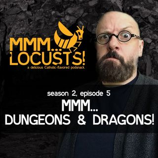 2.5 MMM... DUNGEONS & DRAGONS!