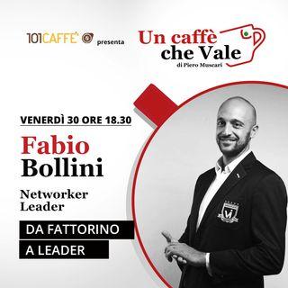 Fabio Bollini: Da fattorino a leader