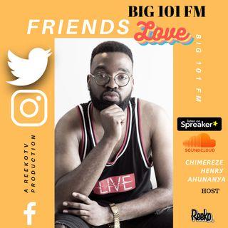 BIG 101 -Monday Talk Show (Friends)