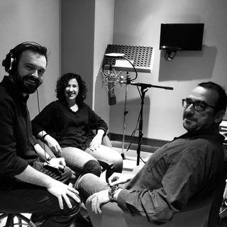 10. Audiolibro a dos voces: Juan Carlos Gustems y Neus Sendra