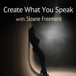 Create What You Speak