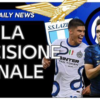 TRIPLA ASSENZA! Lazio-Inter: ultimissime probabili formazioni e dove vederla