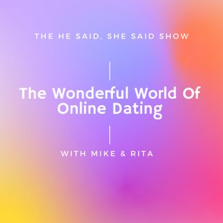 The Wonderful World Of Online Dating