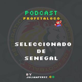 Dato 13 Selección  Senegal