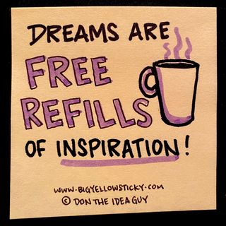 Dream Refills : BYS 365