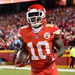 Episode 6 - Tyreek Hill #Isheinnocent