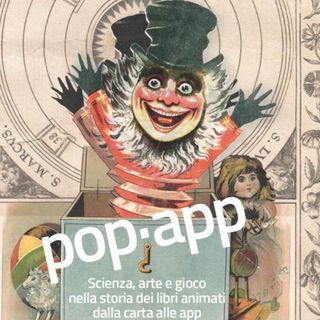 Museo MUSLI di Torino - dal Libro Animato alla Pop App
