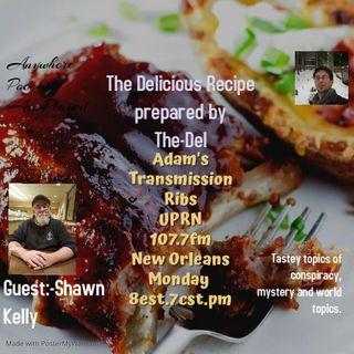 The Delicious Recipe Prepared by Del Adams Transformation Ribs