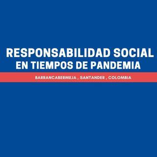 Entrevista a Doctora acerca de la responsabilidad social ante la pandemia del COVID 19 en Barrancabermeja , Santander , Colombia-ENTREVISTA