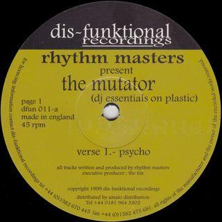 Rhythm Masters - Psycho