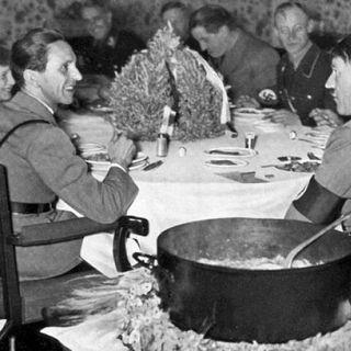 L' alimentazione del Fuhrer