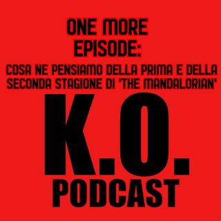 K.O. Episodio 6