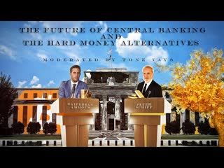 Saifedean Ammous vs Peter Schiff on Sound Banking, Gold & Bitcoin