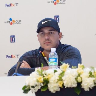 FOL Press Conference Show-Wed Oct 16 (CJ Cup-Brooks Koepka)