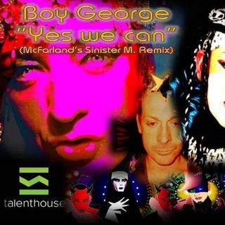 Boy George - Yes We Can (Morphed Dub)