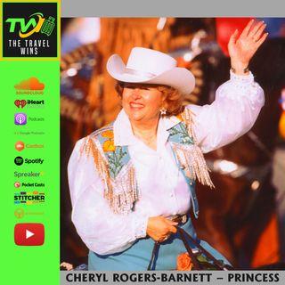 Cheryl Rogers Barnett Princess