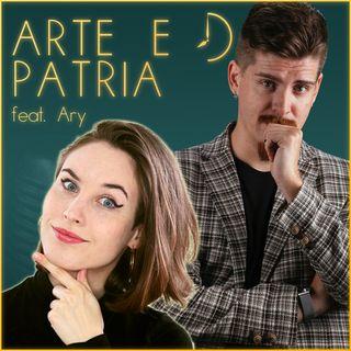 """Il FURTO dell'Arte """"Patriottica"""" (?) - con Ary De Rizzo"""