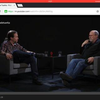 #Especial | Pablo Iglesias con Silvio Rodríguez