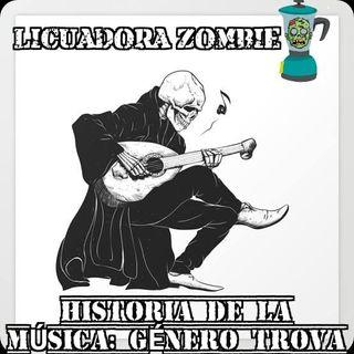 Historia de la música: Genero Trova