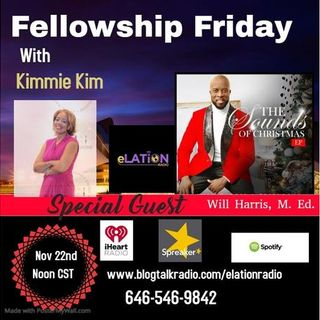 Fellowship Friday With Kimmie Kim