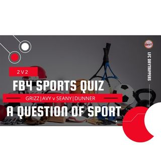 A Question Of Sport   FB4 Quiz Special   Liverpool FC News & Chat