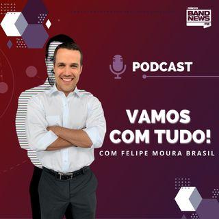 """Podcast """"VAMOS COM TUDO!"""" - FMB & Fábio Rabin"""