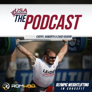 Olympic Weightlifting in CrossFit