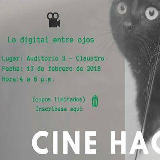 Lo digital entre ojos: cine hacker