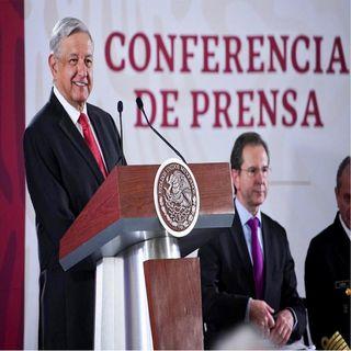 AMLO pide a partidos gastar sólo 50% de prerrogatívas