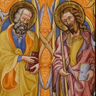 POCKET GOSPEL. 3 Maggio. Santi Filippo e Giacomo. Apostoli