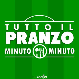 On Air del 14-12-18 - #TuttoIlPranzo