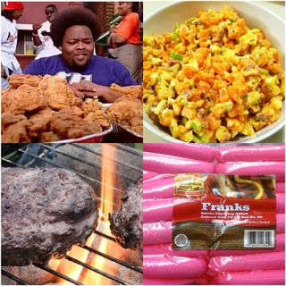 #4 Labor Day Cookout