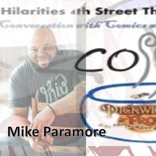 Mike Paramore_Conversation with Comics 10_10_19